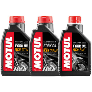 Factory Line Fork Oil