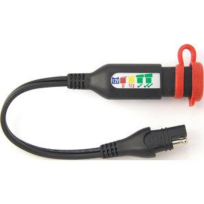 Optimate Batteriestatusanzeige mit SAE- Anschluss für Blei-/Gel Batterien