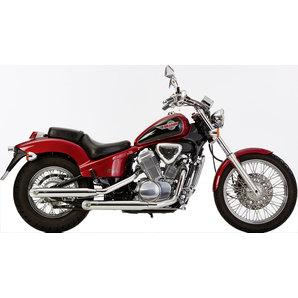 Falcon Cromo-Line Auspuffanlagen Motorrad