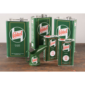 Where can you buy castrol oil