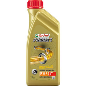 buy castrol power1 4t engine oil hc synthetic 15w 50. Black Bedroom Furniture Sets. Home Design Ideas
