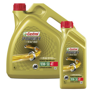 Buy Castrol Power1 Racing 4t Engine Oil Fully Synthetic