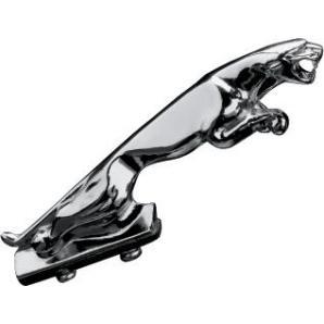 Panther-Zierfigur
