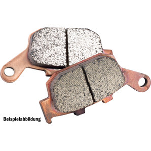 Brake-Pads Sinter with ABE