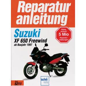 Bucheli Reparaturanleitungen Suzuki Motorrad