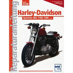 Bucheli Reparaturanleitungen Diverse Modelle Motorrad