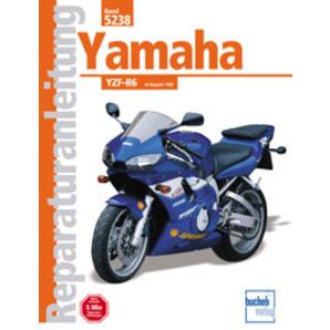 Bucheli Reparaturanleitungen Yamaha Motorrad