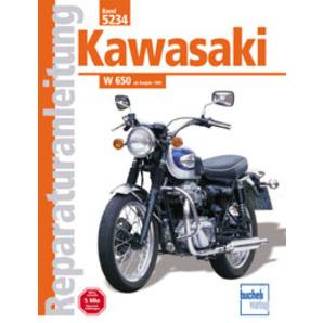 Bucheli Reparaturanleitungen Kawasaki Motorrad