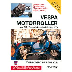BOOK: VESPA MOTORROLLER