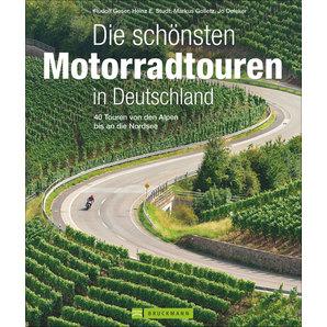 Bruckmann Verlag 40 Motorradtouren in Deutschland