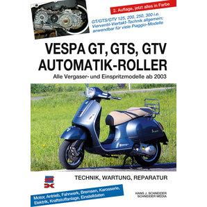 VESPA GT,GTS,GTV 125-300