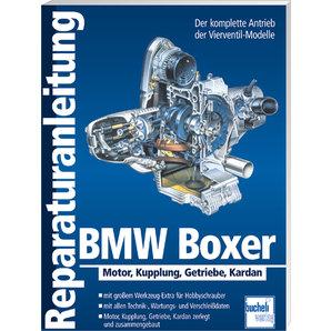 Reparaturanleitung BMW-Boxer Technik-Sonderband 192 S- Bucheli Motorrad