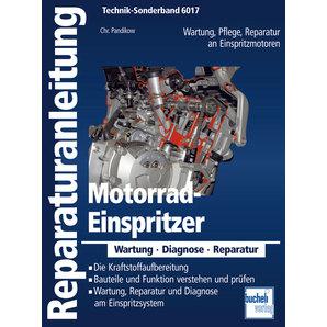 Bucheli Reparaturanleitung Einspritzer Wartung-Pflege-Reparatur Motobuch Verlag Motorrad
