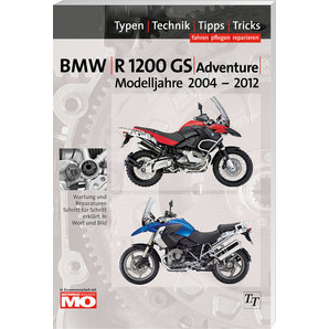BMW manuale R 1200 GS