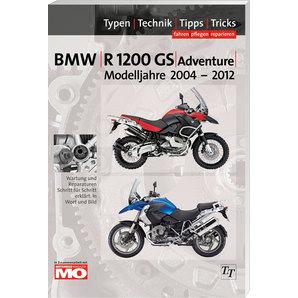 BMW Handbuch R 1200 GS 04-12- pflegen- reparieren Text und Technik Verlag Motorrad