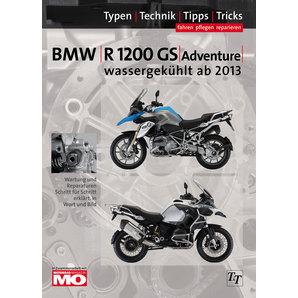 BMW Handbuch R 1200 GS LC Fahren- pflegen- reparieren Text und Technik Verlag Motorrad