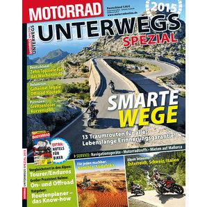 MOTORRAD UNTERWEGS 2015