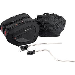 Quick-Lock Blaze Taschen inklusive Trägerarm SW-Motech Motorrad