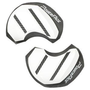 Powerface Knieschleifer aus Holz, Paar