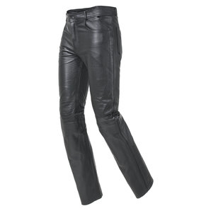 Water-Repellent Lederjeans