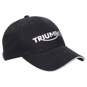 TRIUMPH LOGO CAP