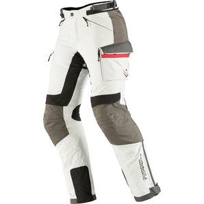 Okovango Ii Motorradhose Textil Gr.52,gra/anth/rot