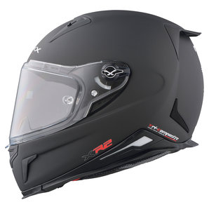 X.R2 Plain Full-Face Helmet