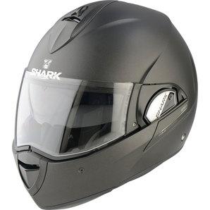 Klapphelm - Motorradhelm: Evoline Series 3 Gr.xl Matt Schwarz