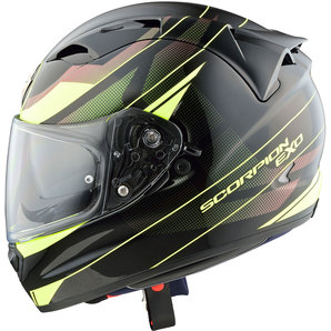 buy scorpion exo 1200 air fulmen full face helmet louis motorcycle leisure. Black Bedroom Furniture Sets. Home Design Ideas
