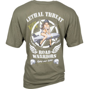 LETHAL THREAT T-SHIRT