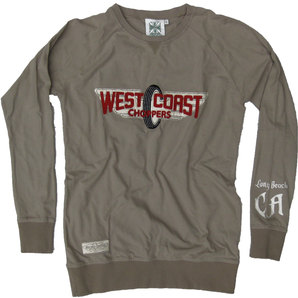WCC RETRO GARAGE SWEAT
