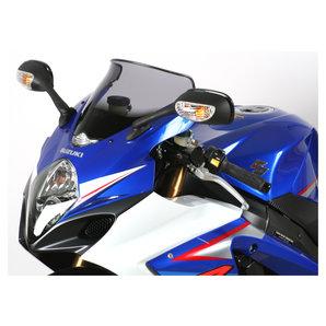 MRA Spoilerscheibe Rauch Klappbar- windschnittig Motorrad