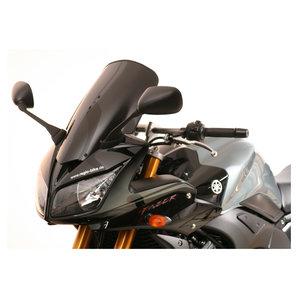 MRA Tourenscheibe Schwarz Klappbar- windschnittig Motorrad