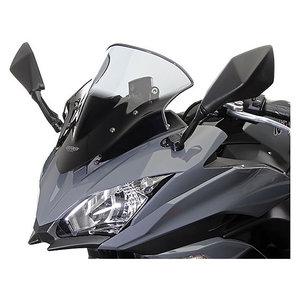 MRA Racingscheibe Klar Klappbar- windschnittig Motorrad