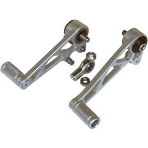 LSL Schalthebel- Bremshebel oder Schalt- und Bremshebelpaare Motorrad