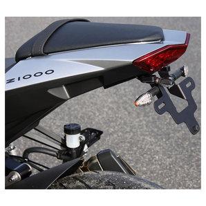 LSL Kennzeichenhalter Aluminium Motorrad