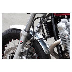 LSL Alu-Kotflügel für Honda CB 1100- BJ- 13- Motorrad