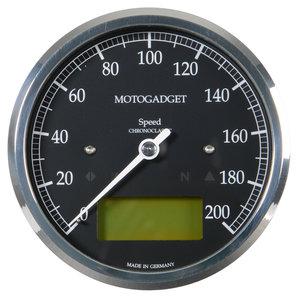 motogadget Analogtacho Chronoclassic speedo Motorrad