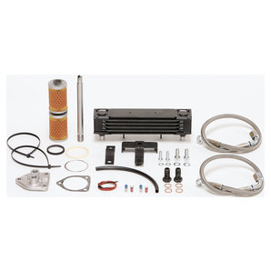 Siebenrock Ölkühler Kits für BMW 2-Ventiler Boxer Modelle Motorrad
