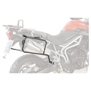 Hepco und Becker Seitenträger Lock-It abnehmbar Motorrad