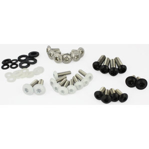 Stainless-steel bolt kits