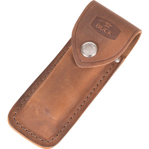 Leather Sheath Folding Hunter 110