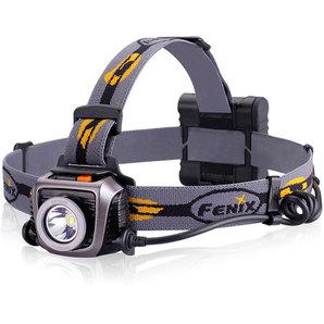 FENIX LED-STIRNLAMPE HP15 900 LM MIT 4 AA BATTERIEN Fenix Motorrad