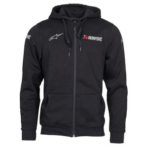 Akrapovic-Alpinestars sweat à capuche