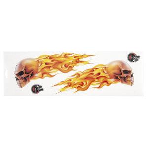 FLAME SKULLS