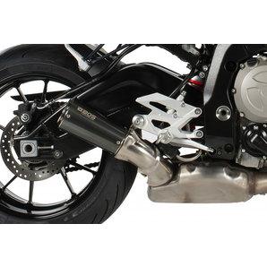 BOS SSEC RR Endschalldämpfer Auspuff Motorrad