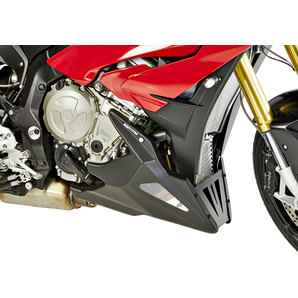Bodystyle Bugspoiler- schwarz Klappbar- windschnittig Motorrad