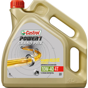 H. CASTROL GRAND-PRIX 4L