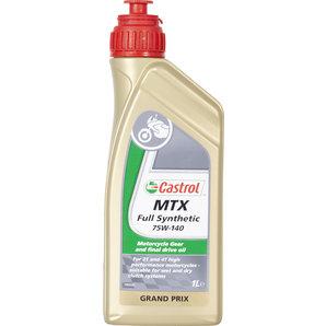 Castrol MTX Getriebe-Öl vollsynthetisch- 75W-140- 1 Liter Motorrad