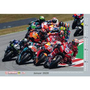 Calendario Moto 2020.Compra Motogp Calendario 2020 Louis Moto Tempo Libero